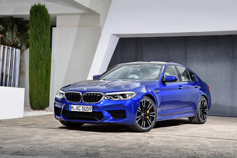 BMW M5 2018 (Foto: BMW)