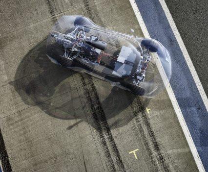 Antrieb des Mercedes-AMG Project ONE (Foto: Mercedes)