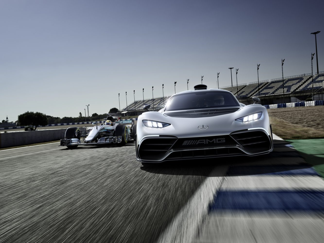 Mercedes-AMG Project ONE (Foto: Mercedes)