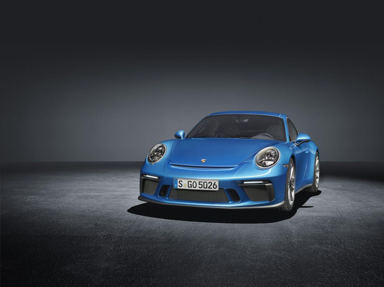 Porsche 911 GT3 Touring Package (991.2) (Foto: Porsche)