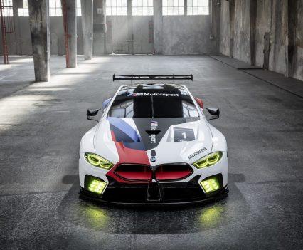 BMW M8 GTE (Foto: BMW)