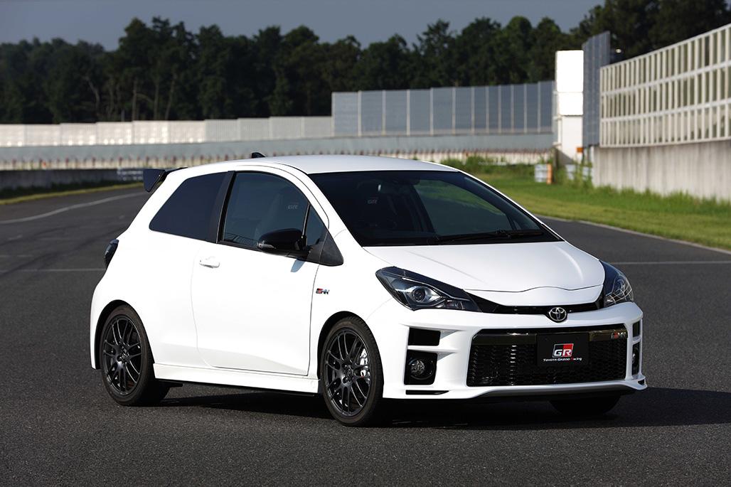 Toyota Vitz GR (Foto: Toyota Gazoo Racing)