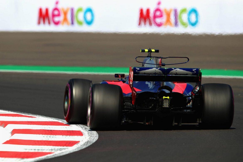 Scuderia Toro Rosso - GP Mexico 2017 (Foto: Red Bull Content Pool)