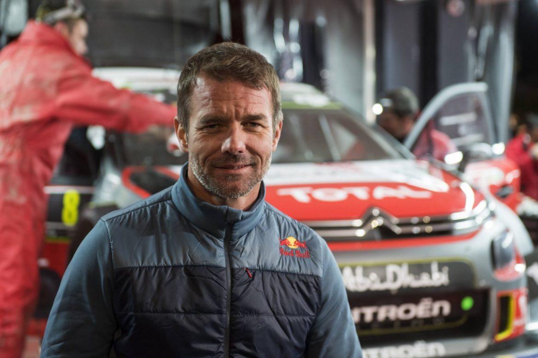 Sebastien Loeb bei der Wales Rally GB 2017 (Foto: Jaanus Ree/Red Bull Content Pool)