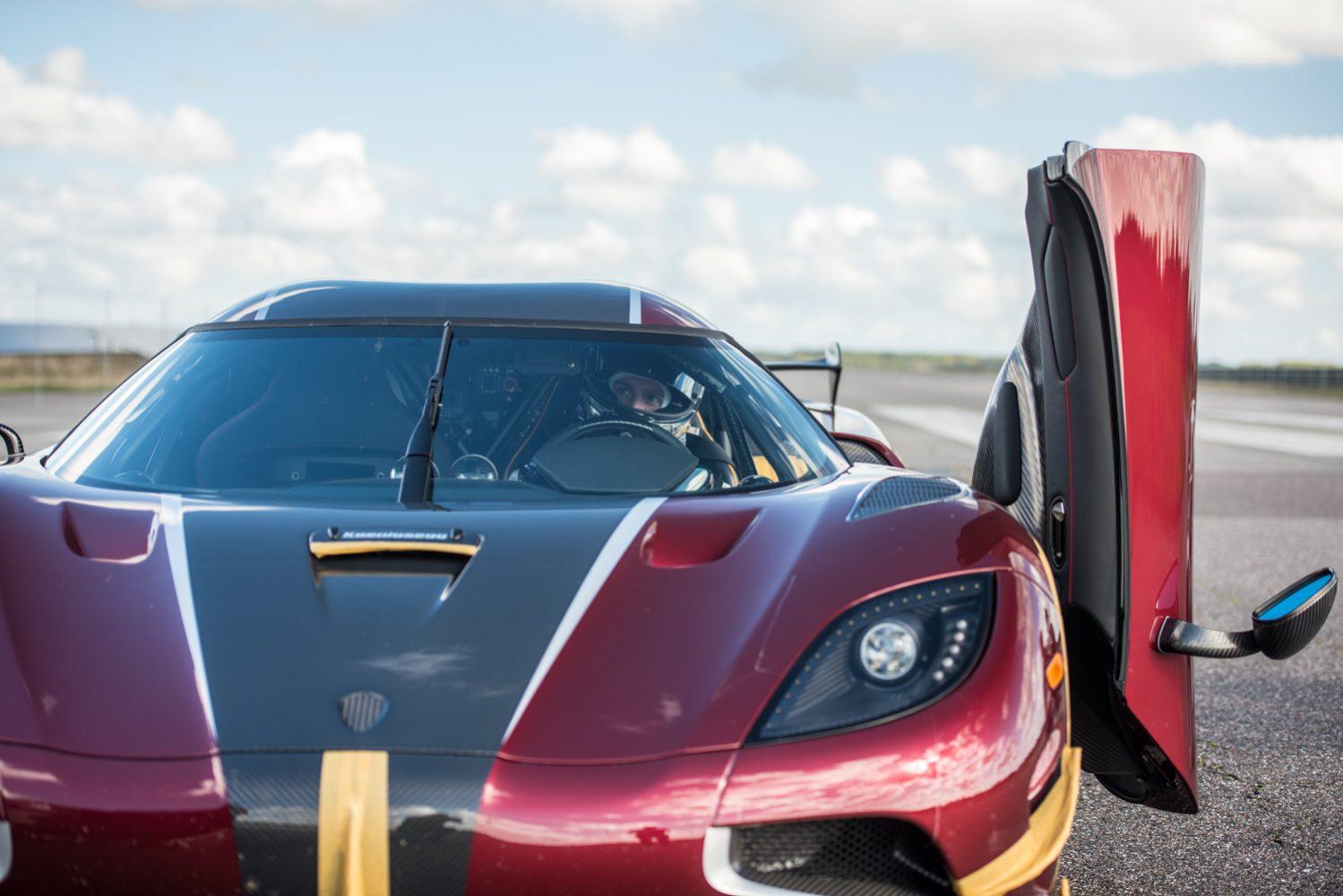 Koenigsegg Agera RS (Foto: Koenigsegg)