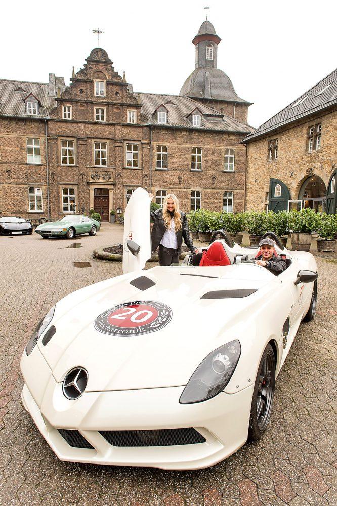 McLaren Mercedes SLR Stirling Moss (Foto: Presse Essen Motor Show)