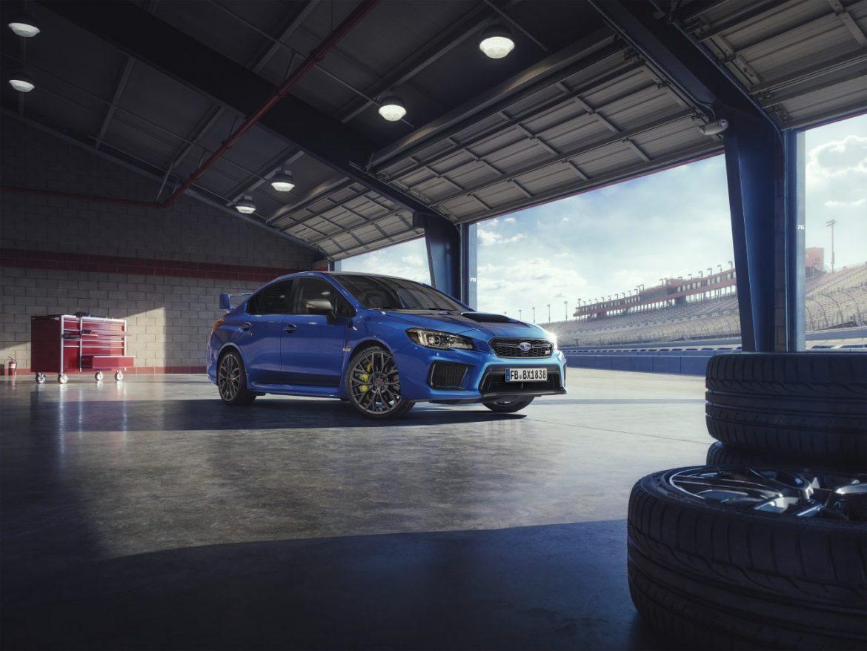 2018 Subaru WRX STI (Foto: Subaru)