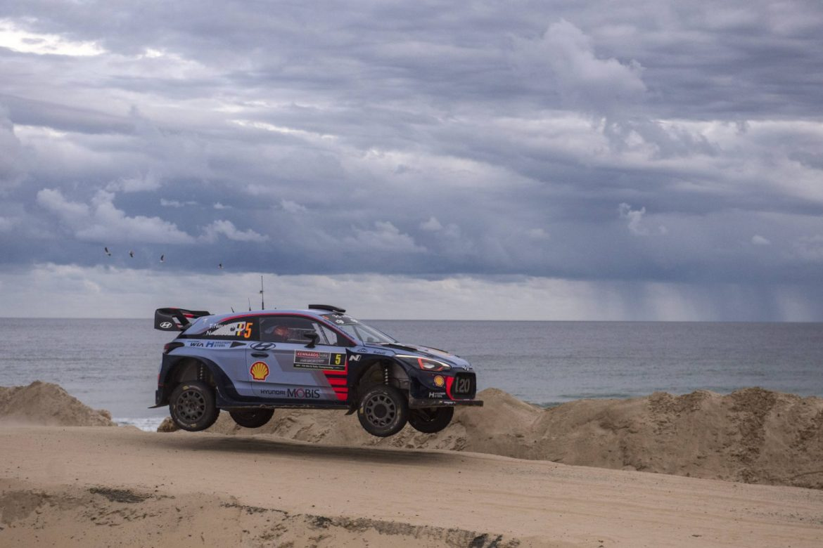 Thierry Neuville - Rally Australia 2017 (Jaanus Ree/Red Bull Content Pool)