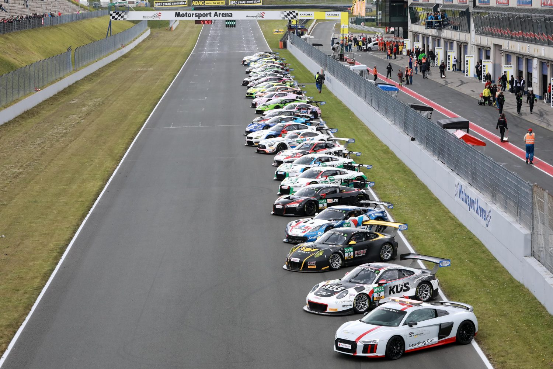 ADAC GT Masters in Oschersleben 2017 (Foto: ADAC Motorsport)