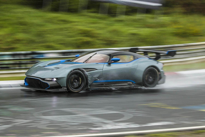 Aston Martin Vulcan (Foto: PSringfotos)