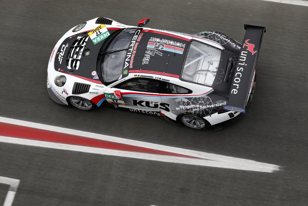 Porsche 911 GT3 R - Team 75 Bernhard (Foto: Porsche)