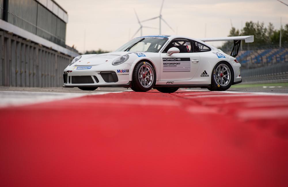 Porsche 911 GT3 Cup 2018 (Foto: Porsche)
