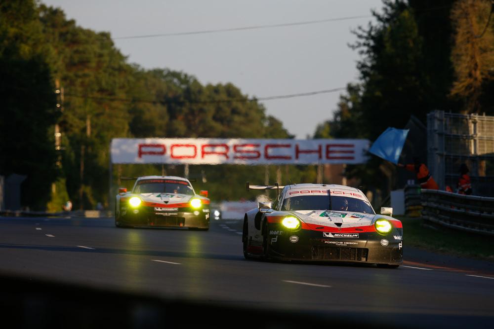 Porsche 911 RSR (Foto: Porsche)