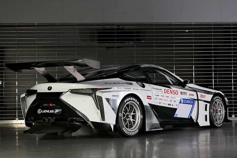 Lexus LC VLN SP-Pro (Foto: Gazoo Racing)