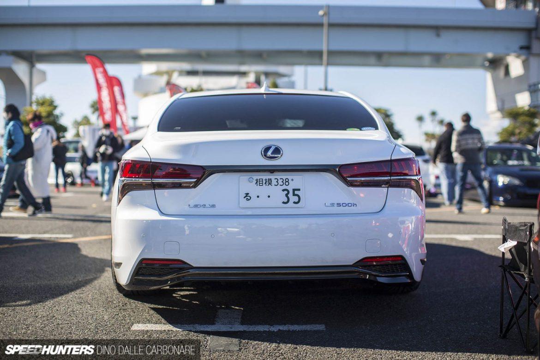 Lexus LS F-Sport von Lexon (Foto: Dino Dalle Carbonare)