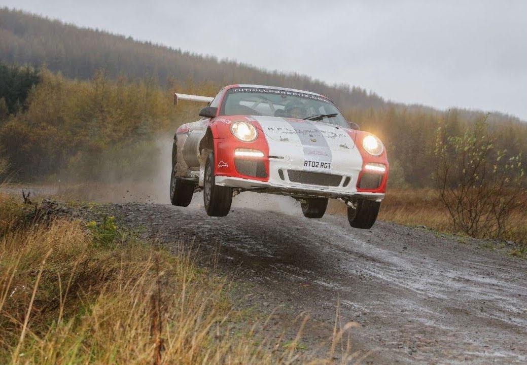 Tuthill Porsche 911 GT3 RGT (Youtube/Tuthillporsche)