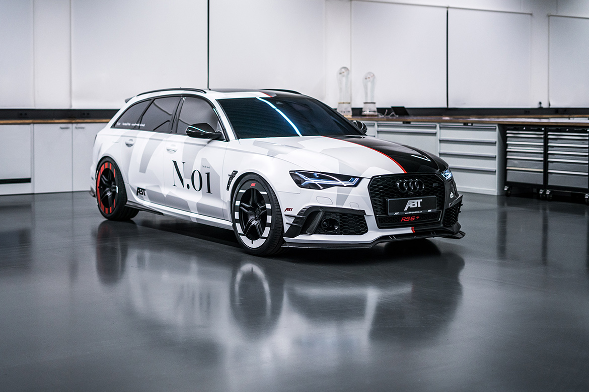 Jon Olssons Neuer Abt Audi Rs6 Addicted To Motorsport