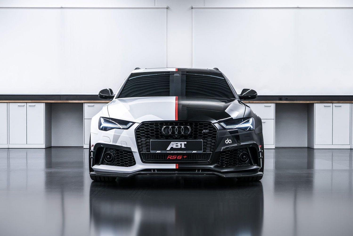 Abt Audi RS6+ von Jon Olsson (Foto: Abt Sportsline)