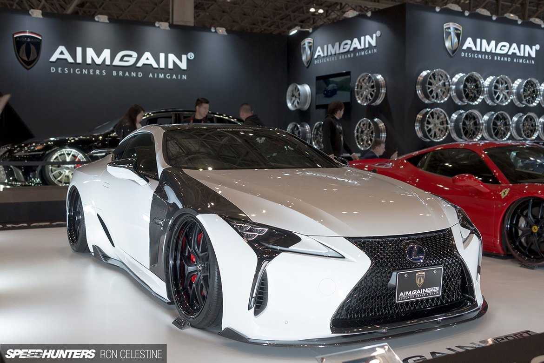 Aimgain Lexus LC 500 (Foto: Ron Celestine/Speedhunters)