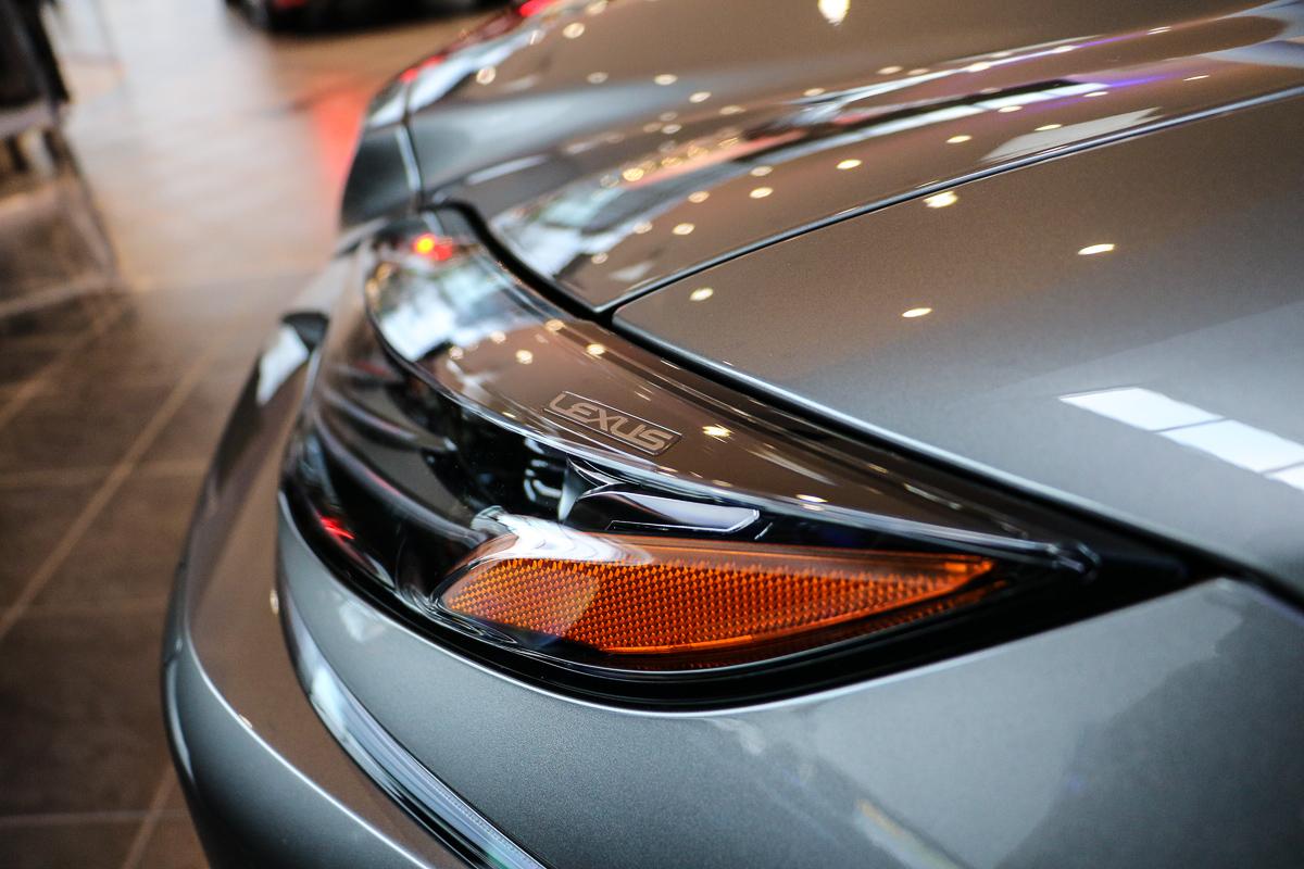 Lexus LS im Detail