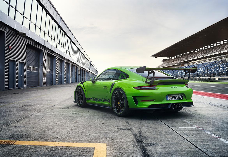 Porsche 991.2 GT3 RS (Foto: Porsche)