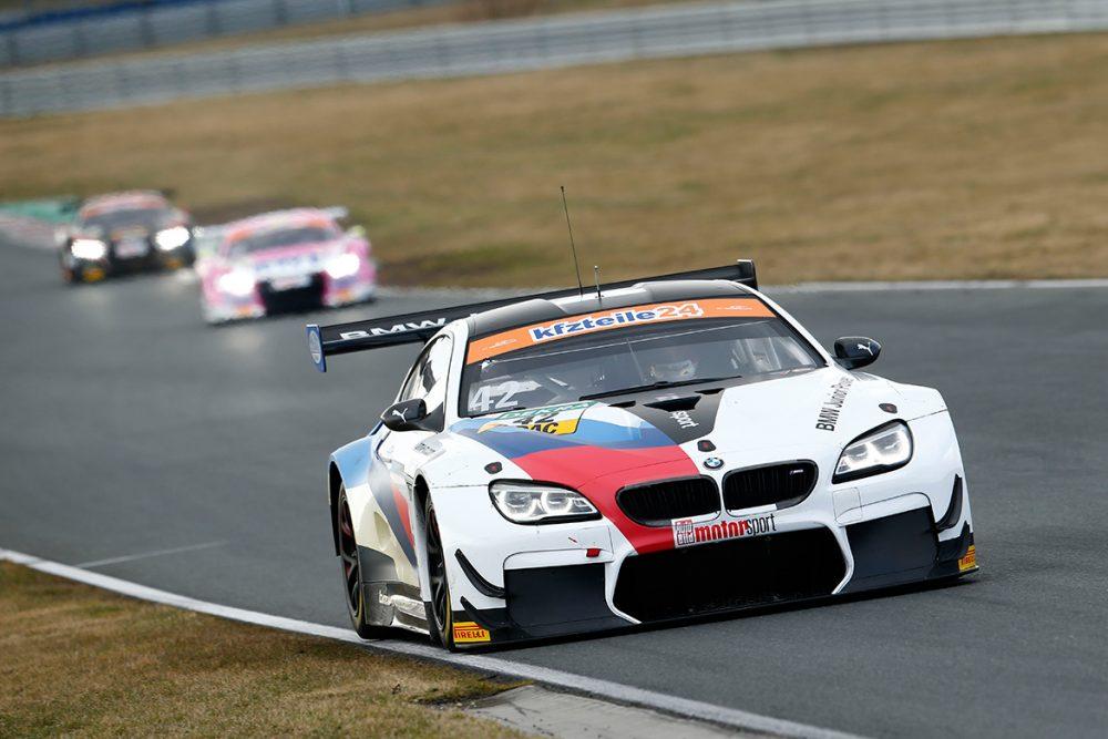 Schnitzer BMW M6 GT3 - ADAC GT Masters Test 2018 (Foto: ADAC Motorsport)