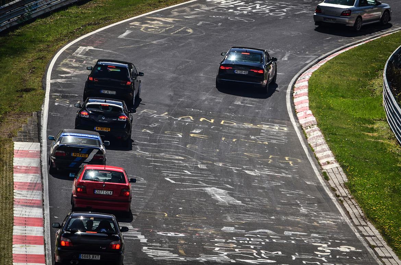 Carfreitag auf der Nürburgring-Nordschleife