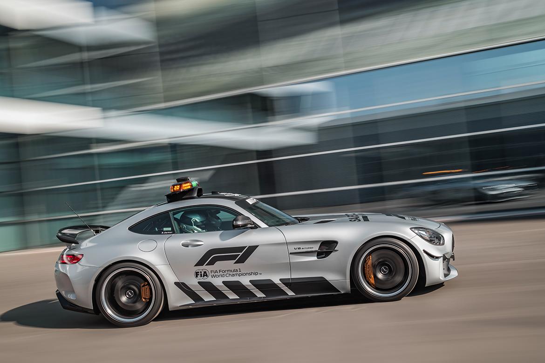 Mercedes AMG GT R Safetycar (Foto: Mercedes)