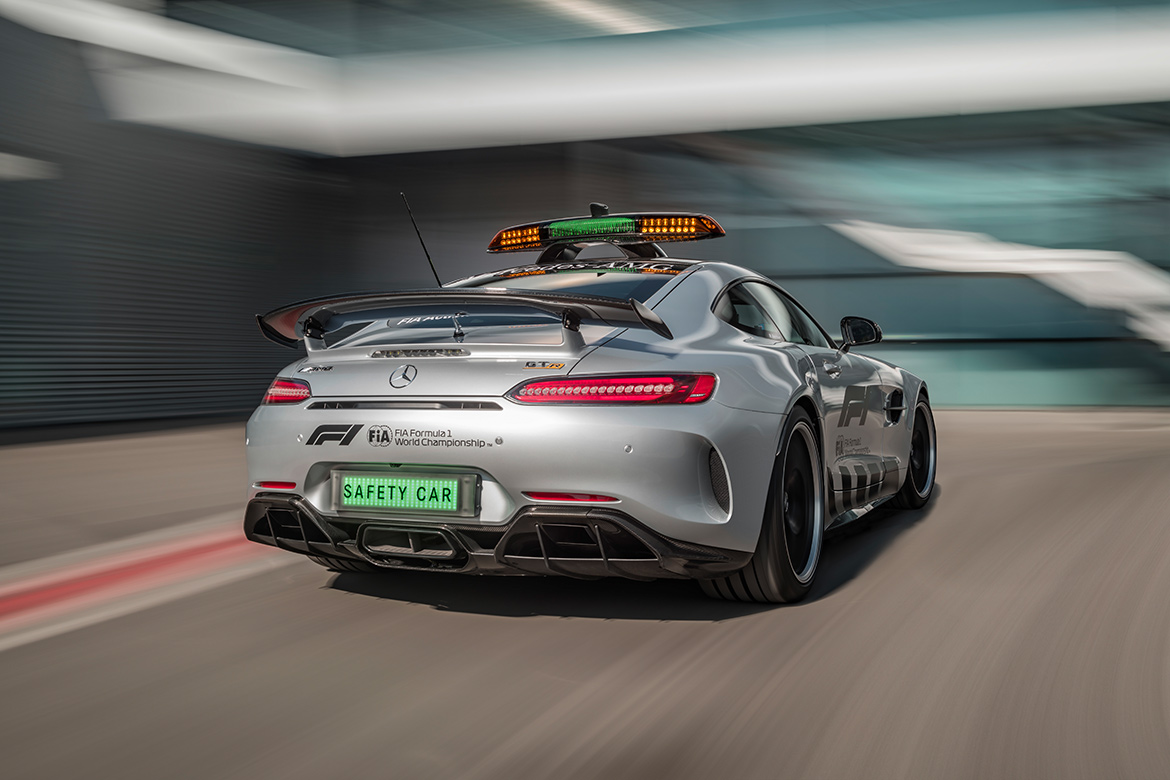 mercedes amg gt r wird neues safetycar der f1 addicted. Black Bedroom Furniture Sets. Home Design Ideas