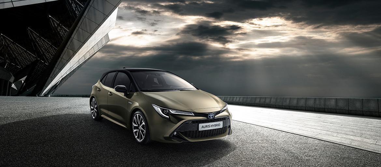 2019 Toyota Auris (Foto: Toyota)