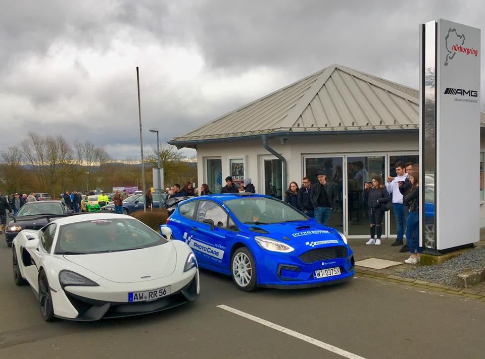 Ford Fiesta Proto (Foto: Facebook/Dytko Sport)