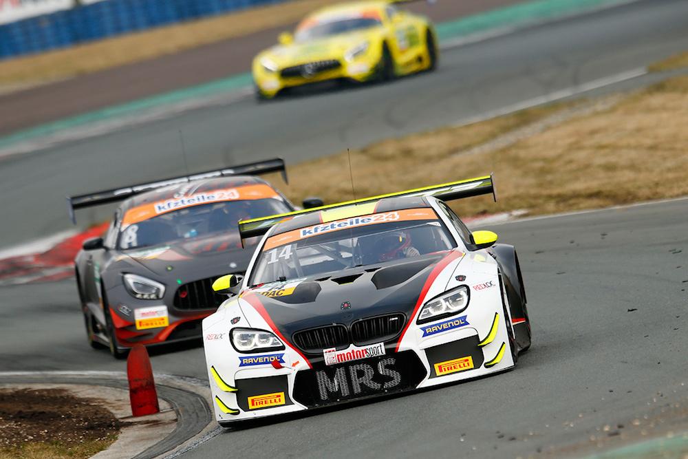 MRS GT-Racing BMW M6 GT3 - ADAC GT Masters Test 2018 (Foto: ADAC Motorsport)