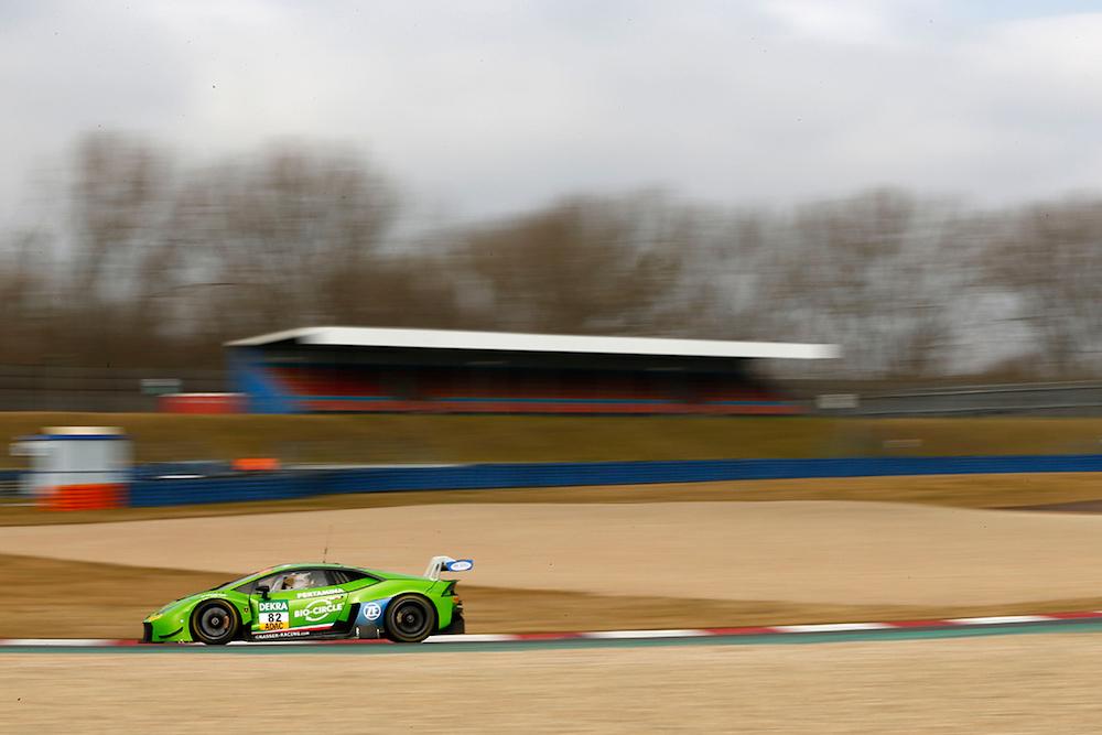 GRT Lamborghini Huracan GT3 - ADAC GT Masters Test 2018 (Foto: ADAC Motorsport)