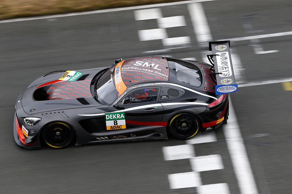 Car Collection Mercedes AMG GT3 - ADAC GT Masters Test 2018 (Foto: ADAC Motorsport)