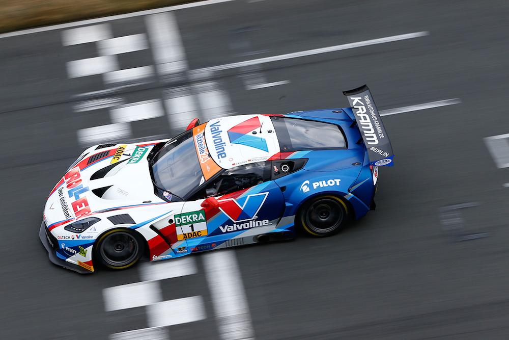 Callaway Competition Corvette C7 GT3-R - ADAC GT Masters Test 2018 (Foto: ADAC Motorsport)
