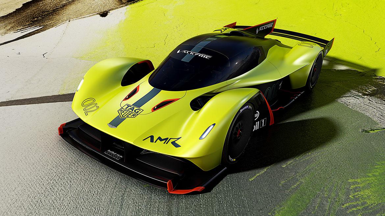 Aston Martin Valkyrie AMR Pro (Foto: Aston Martin)
