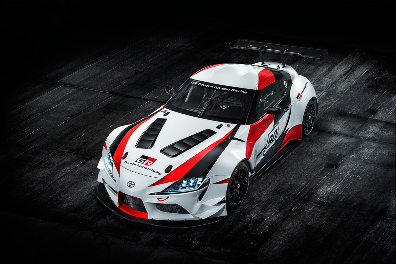 Toyota GR Supra Concept (Foto: Toyota)