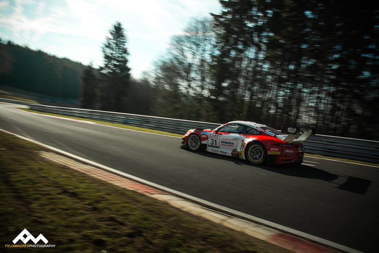 Frikadelli Racing - VLN2 2018 (Foto: Felix Maurer)