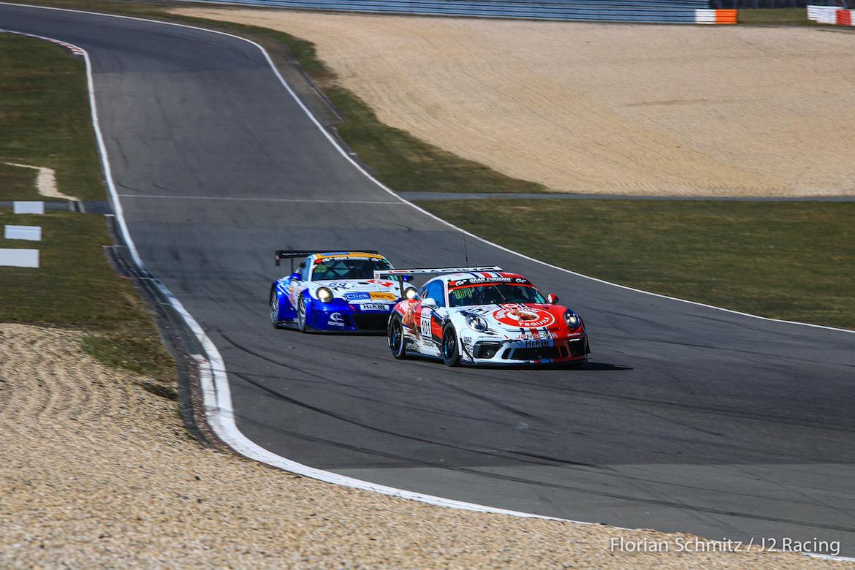 Porsche 991 GT3 Cup - J2 Racing - VLN2 2018 (Foto: Florian Schmitz)