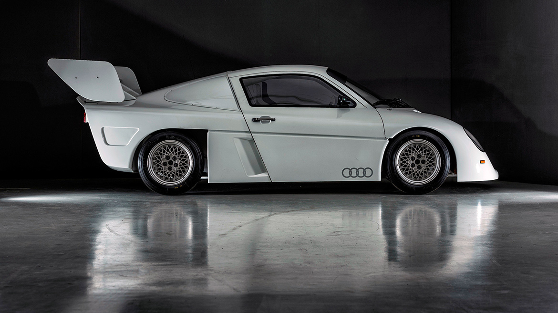 Audi Sport Quattro RS 002 (Foto: Audi)