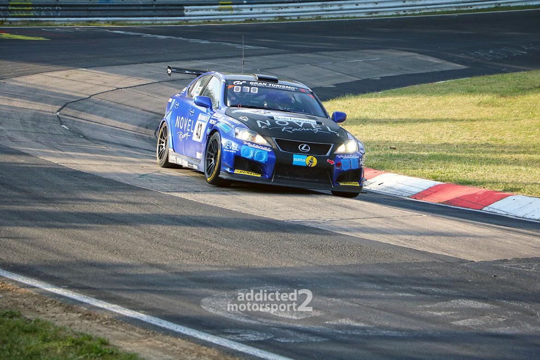 Lexus IS F CCS-R (SP8) - 24h NBR 2018 (Foto: Robin Laudemann)