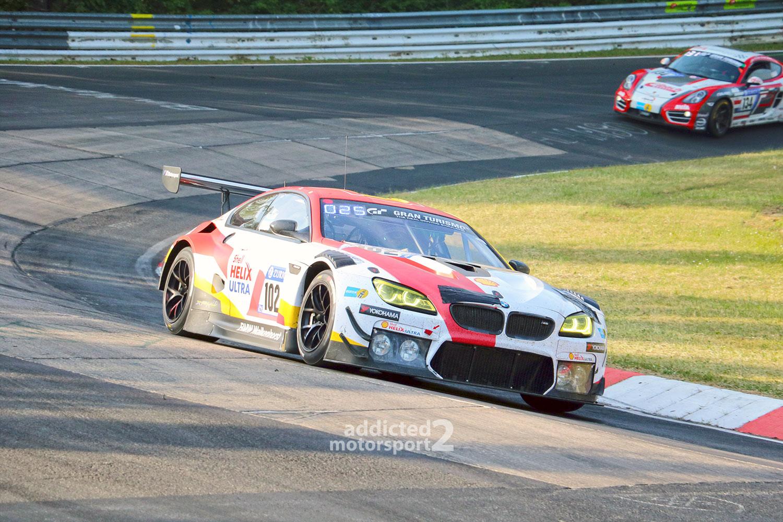 Walkenhorst BMW M6 GT3 - 24h NBR 2018 (Foto: Robin Laudemann)