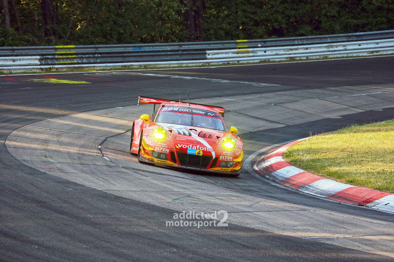 GetSpeed Porsche 911 GT3 R #2 - 24h NBR 2018 (Foto: Robin Laudemann)