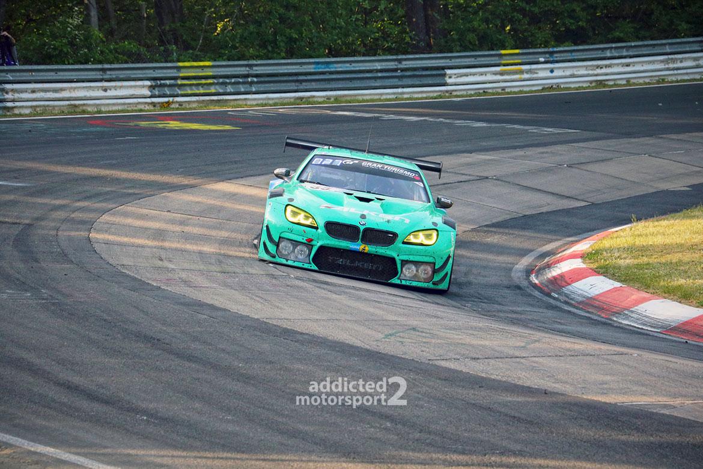Falken BMW M6 GT3 - 24h NBR 2018 (Foto: Robin Laudemann)