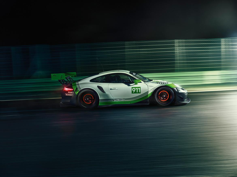 2019 Porsche 911 GT3 R - 991.2 (Foto: Porsche)