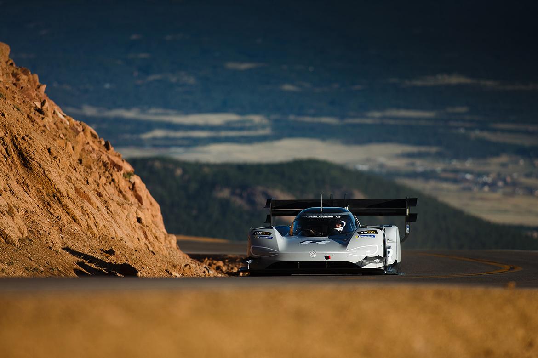 VW I.D. R Pikes Peak (Foto: VW)