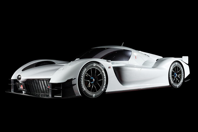 Toyota GR Super Sport Concept (Foto: Toyota)
