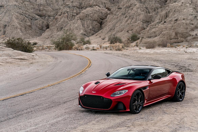 Aston Martin DBS Superleggera (Foto: Aston Martin)
