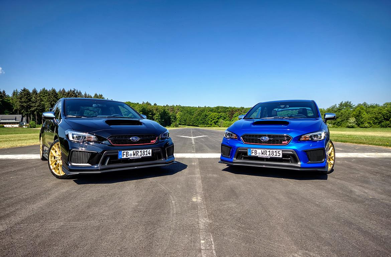 Subaru Impreza WRX STI 'Final Edition' (Foto: Subaru)