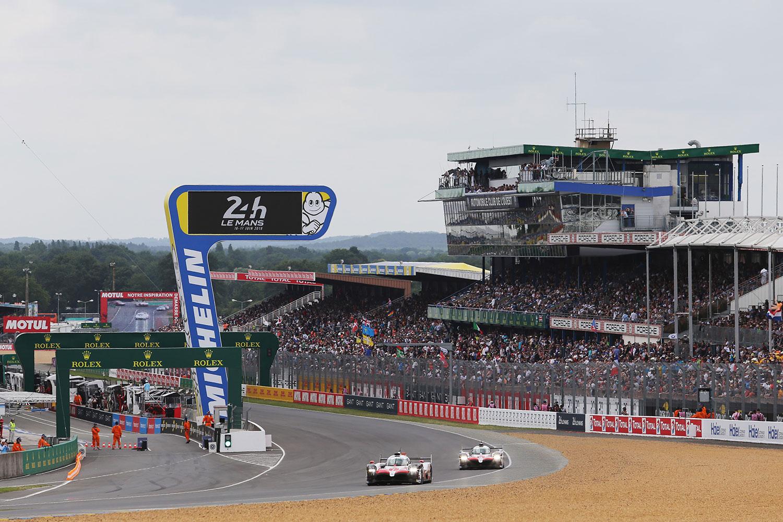 Toyota GAZOO Racing - 24h Le Mans 2018 (Foto: Toyota)